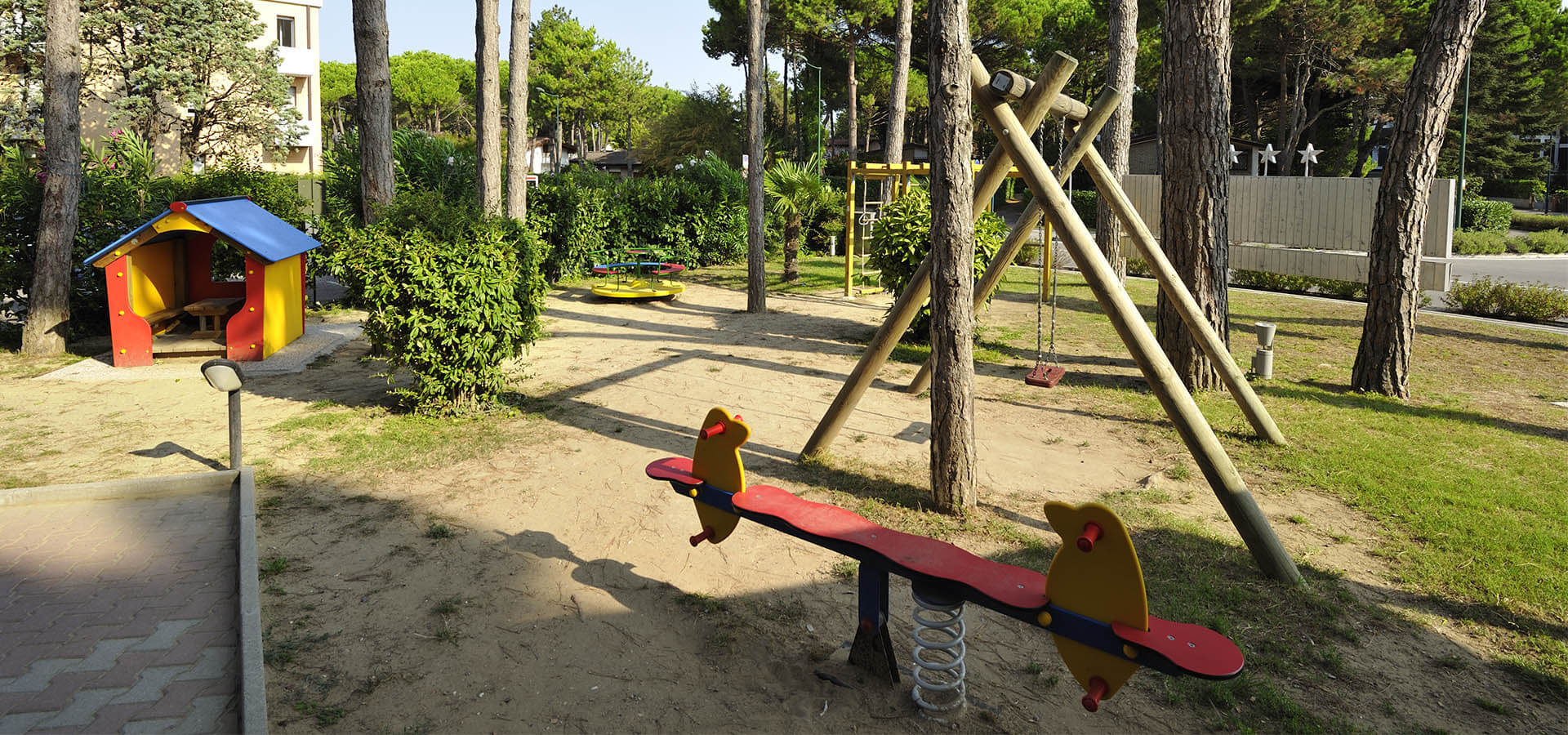 Children Area Lignano
